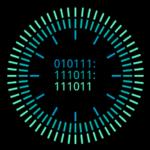 2進数・素数時計