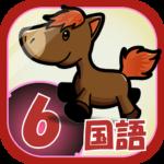 ビノバ 国語-小学生,6年生- 漢字や文法をドリルで勉強