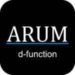 ARUM d-function(拡張現実アプリ)