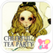 Alice Theme Cheerful Tea Party