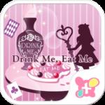 Alice Theme Drink Me,Eat Me