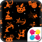 Alice in Halloween Land Theme