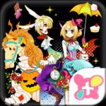 Alice's Halloween Wallpaper
