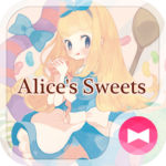 Alice's Sweets Party Theme