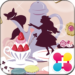 Alice's Sweets Wallpaper Theme