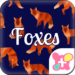Animal Wallpaper Foxes
