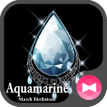 Aquamarine – March Birthstone