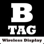 B-TAG Wireless Display