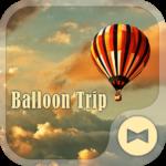 Balloon Trip Wallpaper