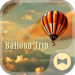 Balloon Trip Wallpaper