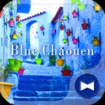 Beautiful Theme Blue Chaouen