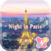 Beautiful Theme-Night in Paris