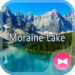 Beautiful Wallpaper Moraine Lake Theme