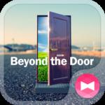 Beyond the Door Wallpaper