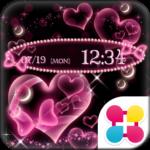 Bubble Hearts Wallpaper Theme