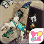 Butterflies Theme-Antique Box-