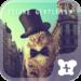 Cat  Theme-Feline Gentleman-