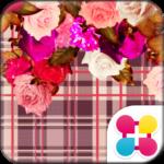 Chic Wallpaper British Rose