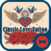 Classic Love Tattoo +HOME