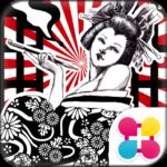 Classical Japonisme Wallpaper