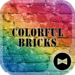 Colorful Bricks +HOME Theme
