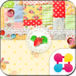 Colorful Theme Patchwork Lace