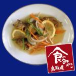 "Cooking ""Marinated Sandfish"""