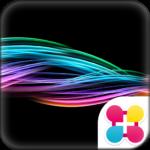 Cool Wallpaper Spectrum Theme