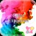 Cool wallpaper-Color Explosion