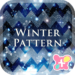 Cool wallpaper-Winter Pattern-