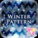 Cool wallpaper-Winter Pattern-
