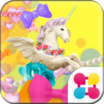 Cute Candy Merry-Go-Round