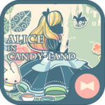 Cute Theme-Alice in Candy-land