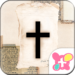 Cute Theme-Antique Cross-