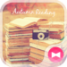 Cute Theme-Autumn Reading-