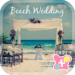 Cute Theme-Beach Wedding-