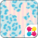 Cute Theme-Blue Leopard-