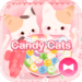Cute Theme-Candy Cats-