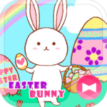 Cute Theme-Easter Bunny-