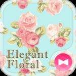 Cute Theme-Elegant Floral-