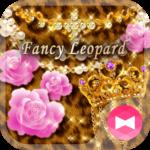 Cute Theme-Fancy Leopard-