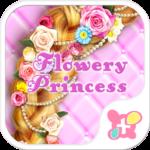Cute Theme-Flowery Princess-