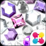 Cute Theme-Glittering Gems-