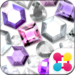 Cute Theme-Glittering Gems-