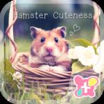 Cute Theme-Hamster Cuteness-
