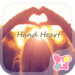 Cute Theme-Hand Heart-