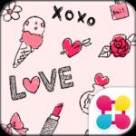Cute Theme-KissKiss-