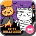 Cute Theme-Kitty Halloween-
