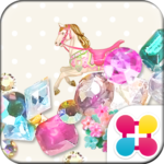 Cute Theme-Lovely Gems-