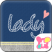 Cute Theme-Marine Lady-